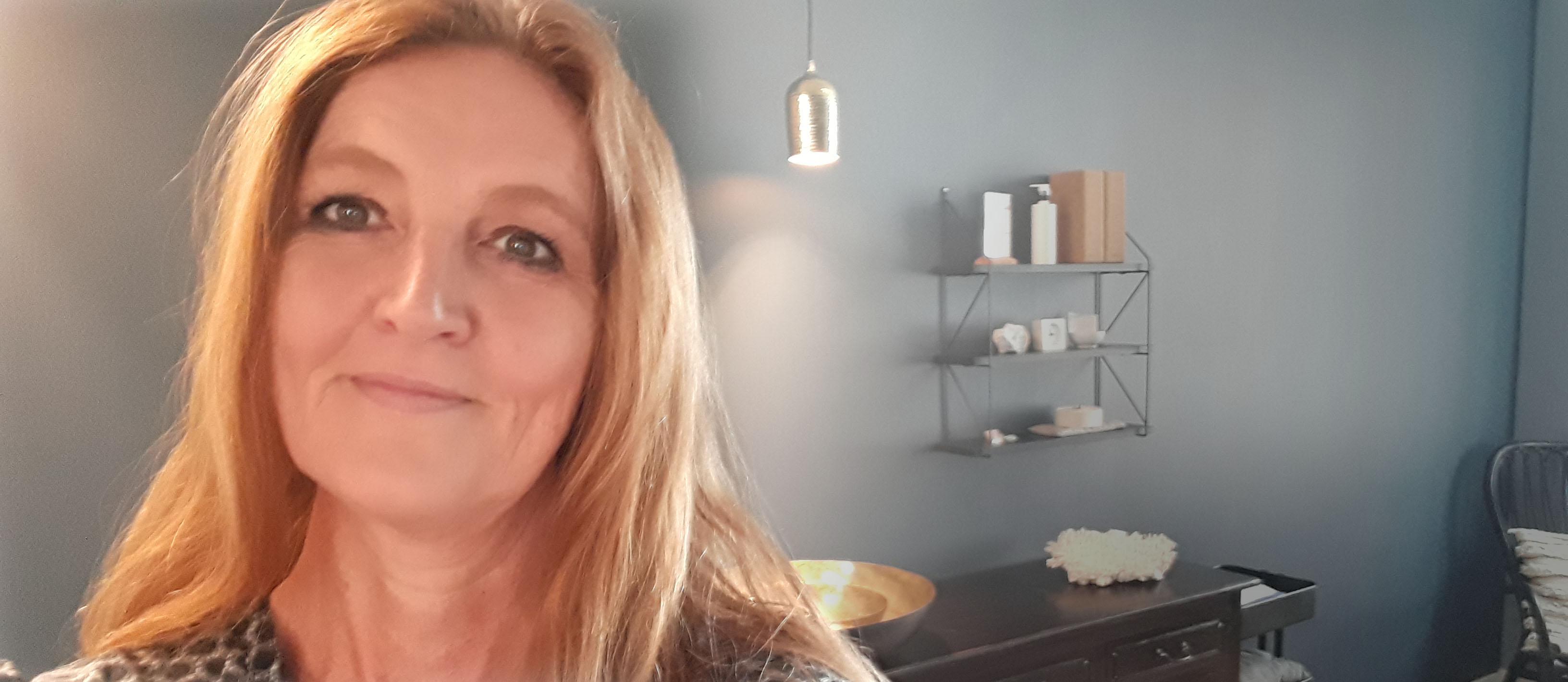 Eva Gøttrup i saligdig